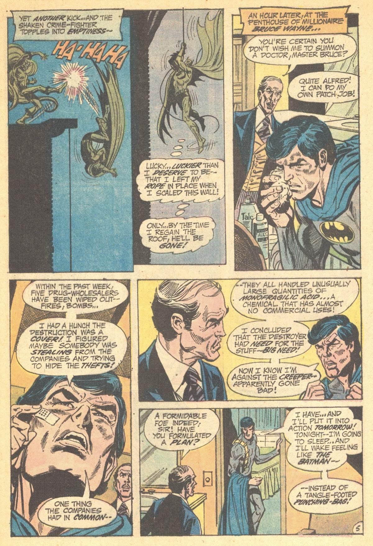 Detective Comics (1937) 418 Page 6