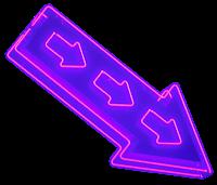 Seta neon