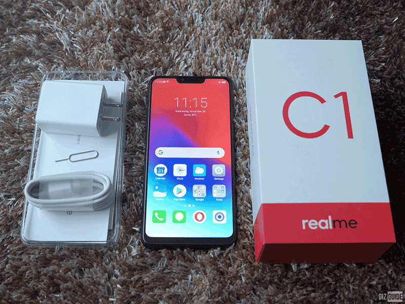 Breaking: Realme C1 arrives in the Philippines with a crazy affordable price tag!