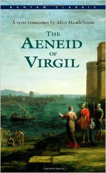 the influence of homer in aeneid by virgil Struggling with themes such as fate and free will in virgil's the aeneid the aeneid by virgil home when a character acts under the influence of.