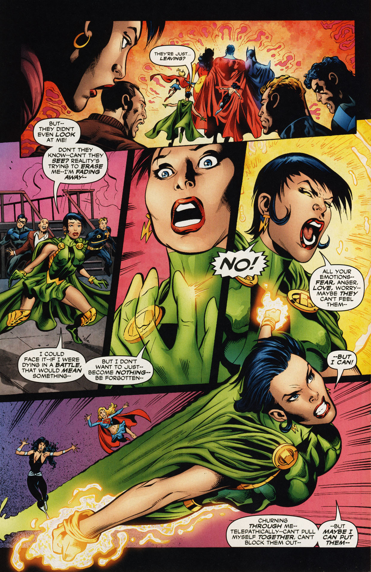 Read online Trinity (2008) comic -  Issue #44 - 16