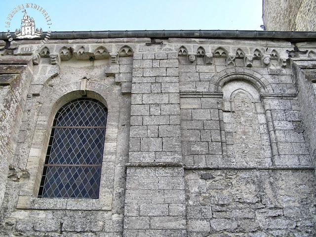SAINT-COME-DE-FRESNE (14) - Eglise Saint-Côme et Saint-Damien