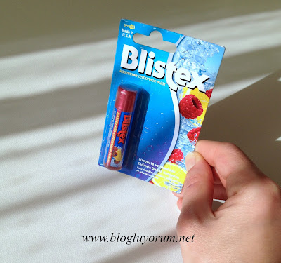 Blistex Raspberry Lemonade Blast