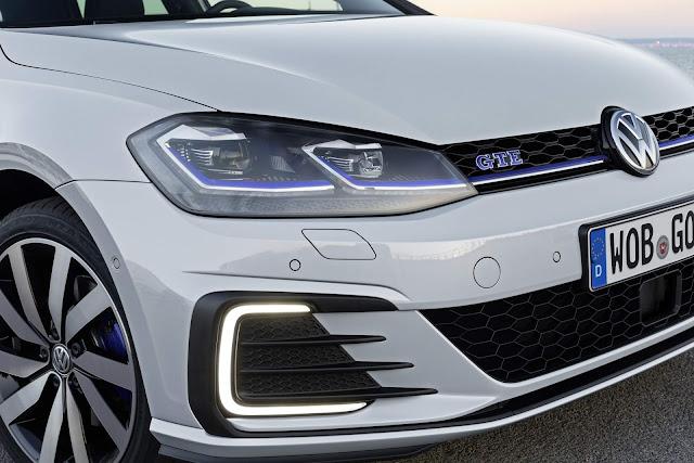 Volkswagen Golf GTE 2018