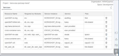 SAP HANA XSA, SAP HANA 2.0, SAP HANA 2.0 SPS, SAP HANA Study Materials, SAP HANA Guides