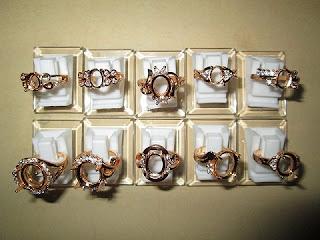 ring titanium cewek kodian
