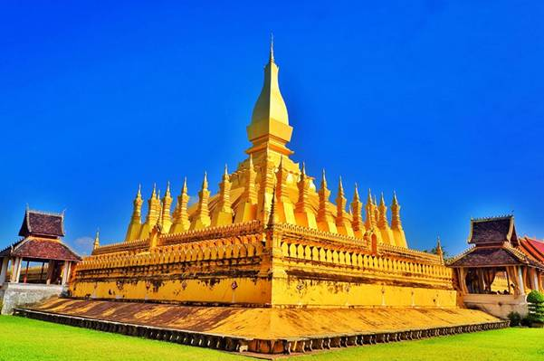 Vientiane, Laos- Land of the Temples (part 2)