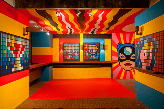 Barcú. Feria de Arte y Cultura en la semana del arte en Bogotá