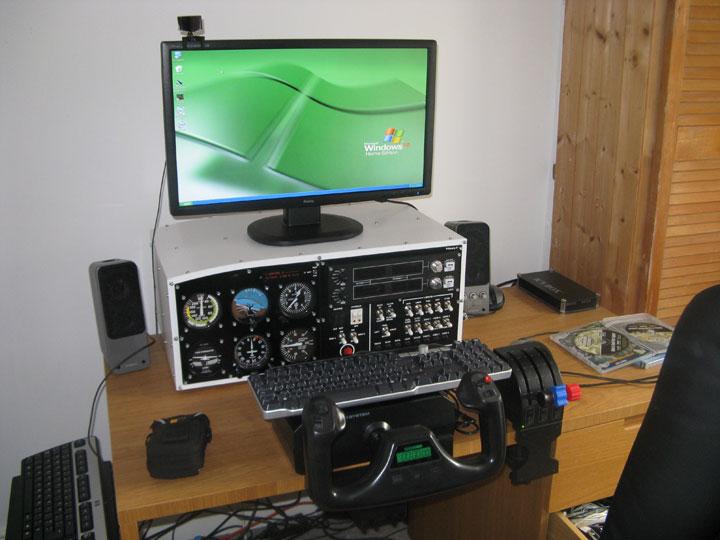 Rhydian's Simulator: X-plane 9 Support
