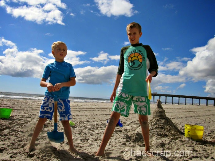 Boys on the Beach, OCNJ