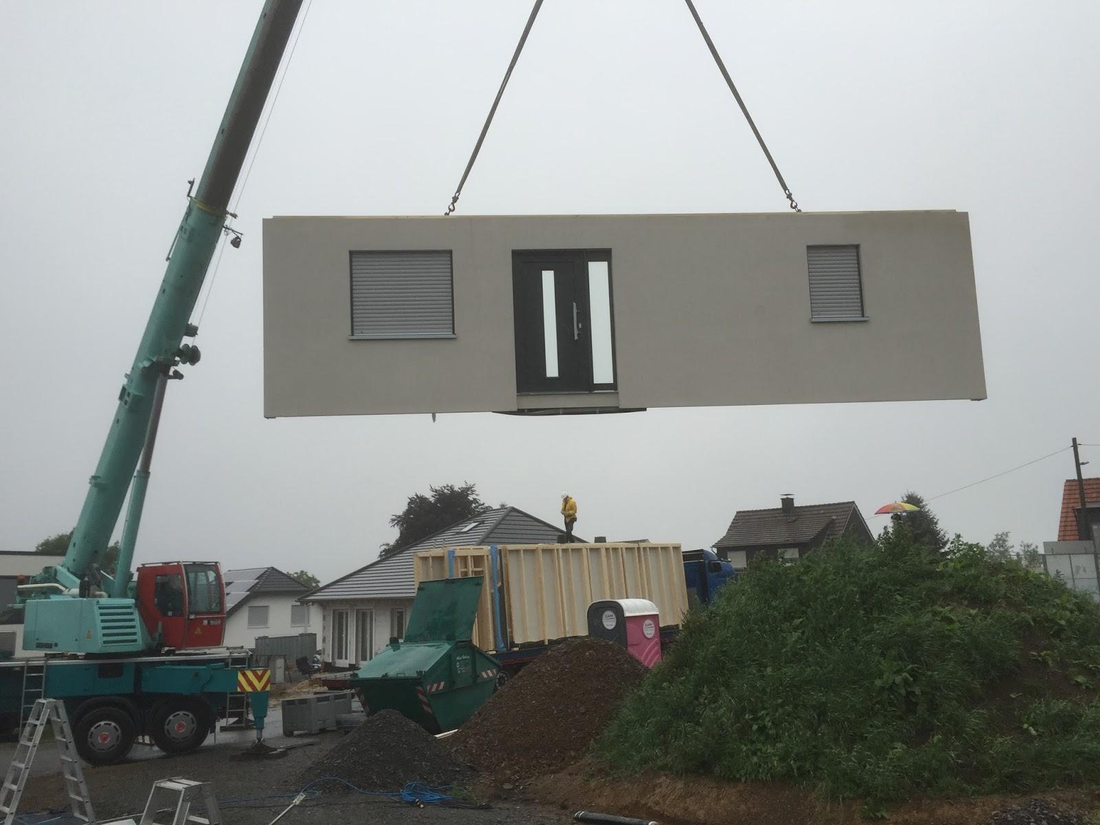 Wir bauen ein Haus Bilder vom Ausbau