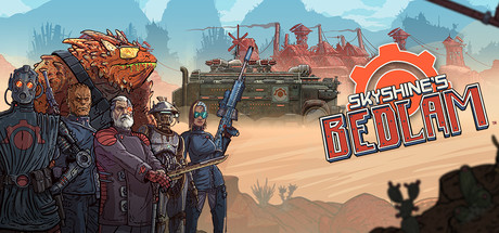 Skyshines Bedlam PC Full – CODEX