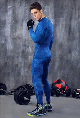 Ropa deportiva de hombre