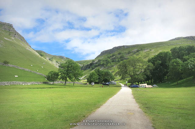 Malham Cove via Gordale Scar Walk and Malham Tarn, Yorkshire Dales
