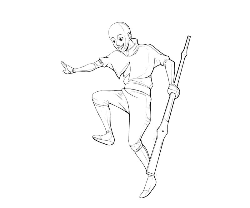 avatar aang ability  yumiko fujiwara