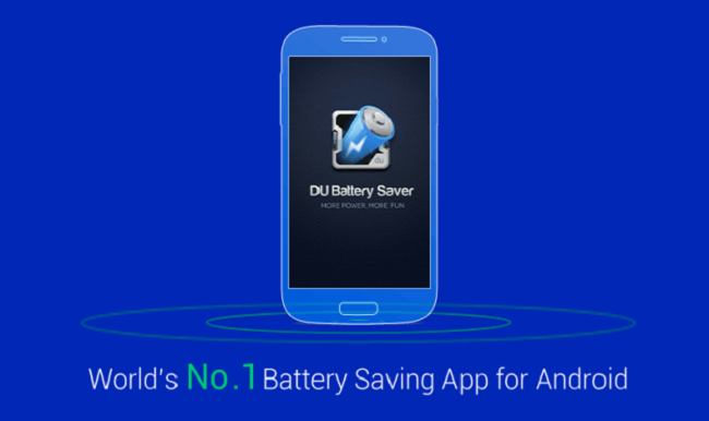 7 Aplikasi Penghemat Baterai Terbaik untuk Smartphone Anda - DU Battery Saver