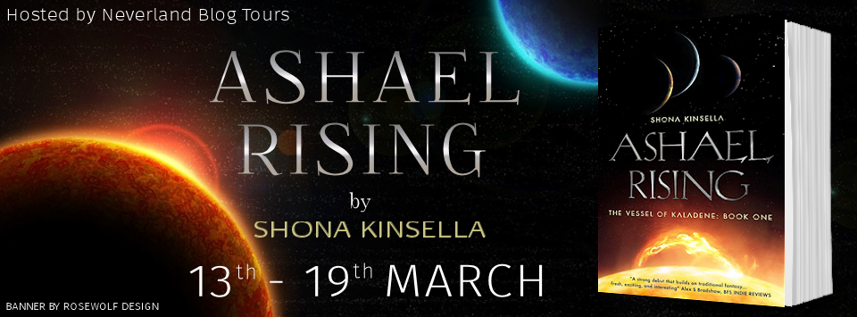 Shona Kinsella Ashael Rising Review