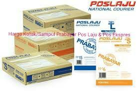 Senarai Harga Terkini Sampul & Kotak Prabayar Pos Laju Dan Pos Ekspres