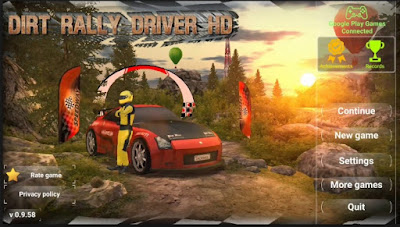 game Dirt Rally Driver