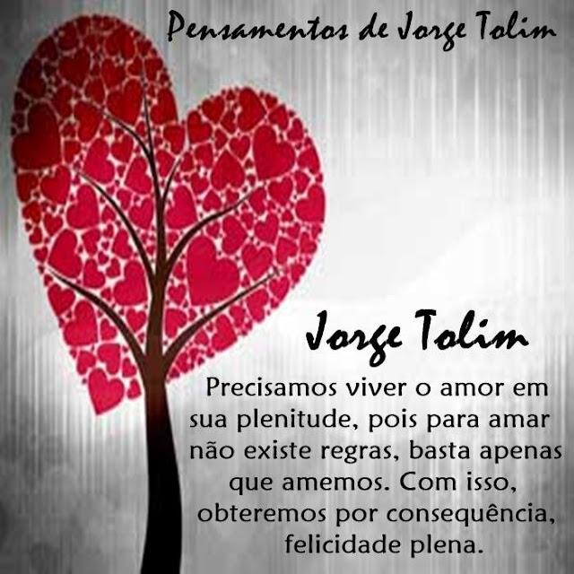 Precisamos viver o amor