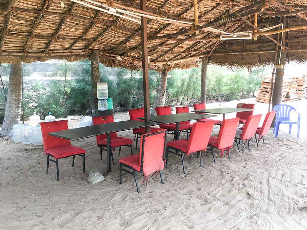 resorts with private swimming pool in mahabalipuram
