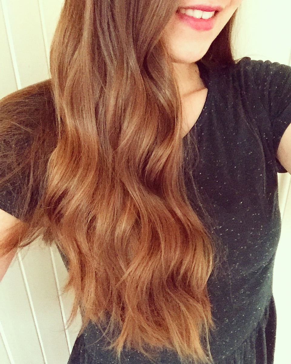 Hair Curling Wand - Review
