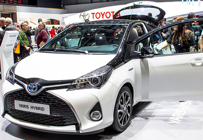 Tinuku Toyota in talks to hybrid engine to Geely to catch up China