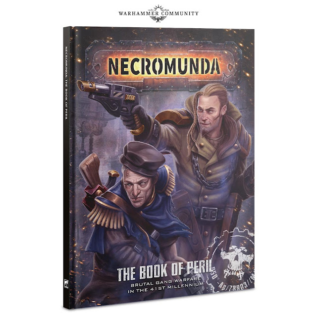 The Book of Peril Necromunda