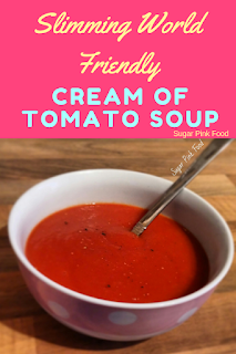 cream of tomato soup recipe