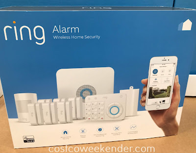 Keep your you and your family safe with the Ring Alarm Home Security System