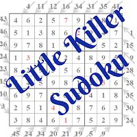 Little Killer Sudoku