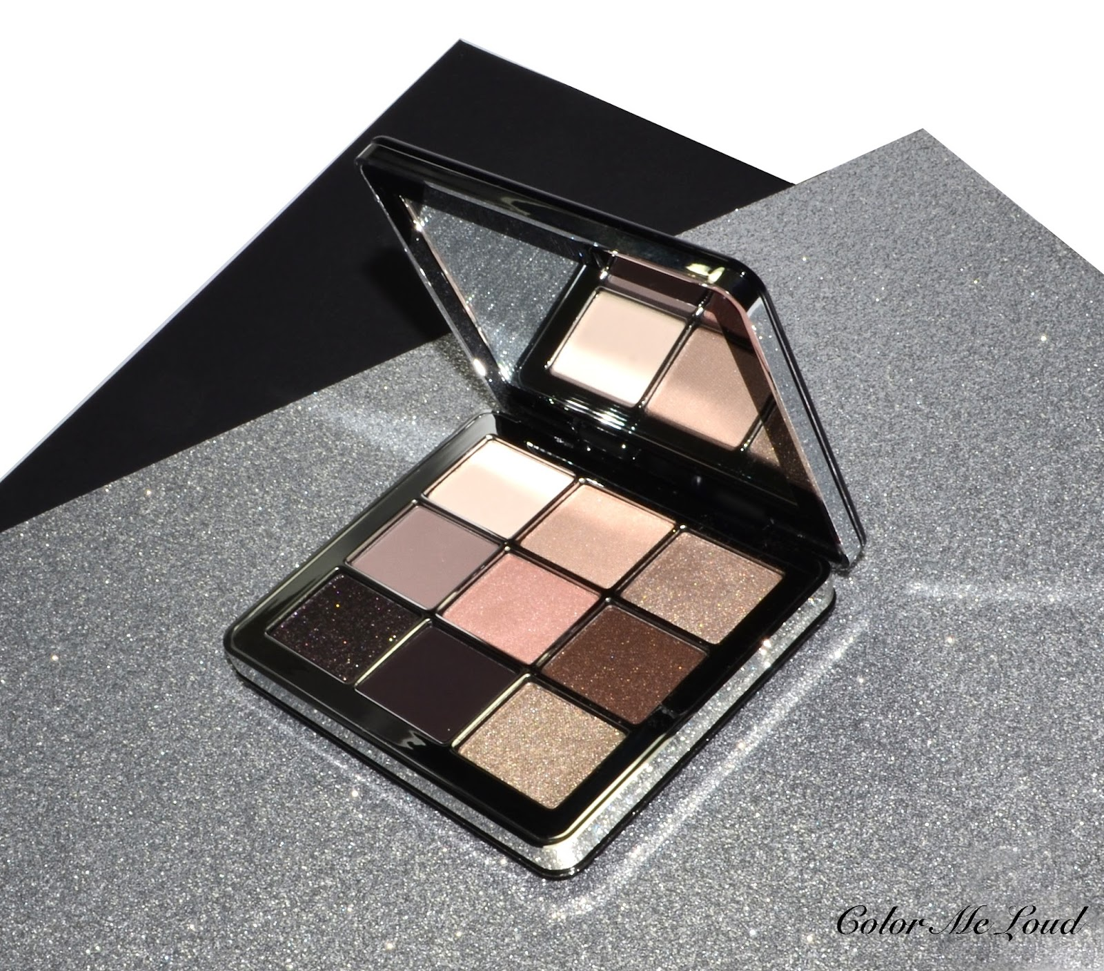 Bobbi Brown Sterling Nights Eye Palette For Holiday 2015 Review