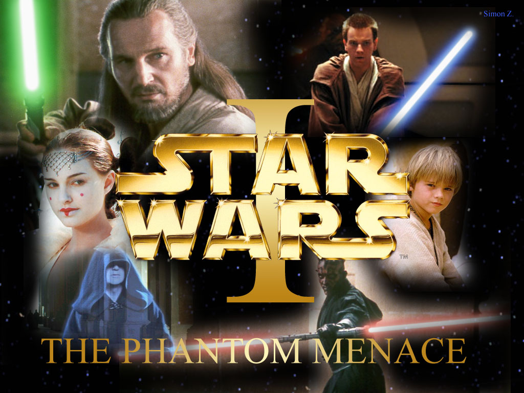 Star Wars Wallpaper Episode 1 Quotes Wallpapers