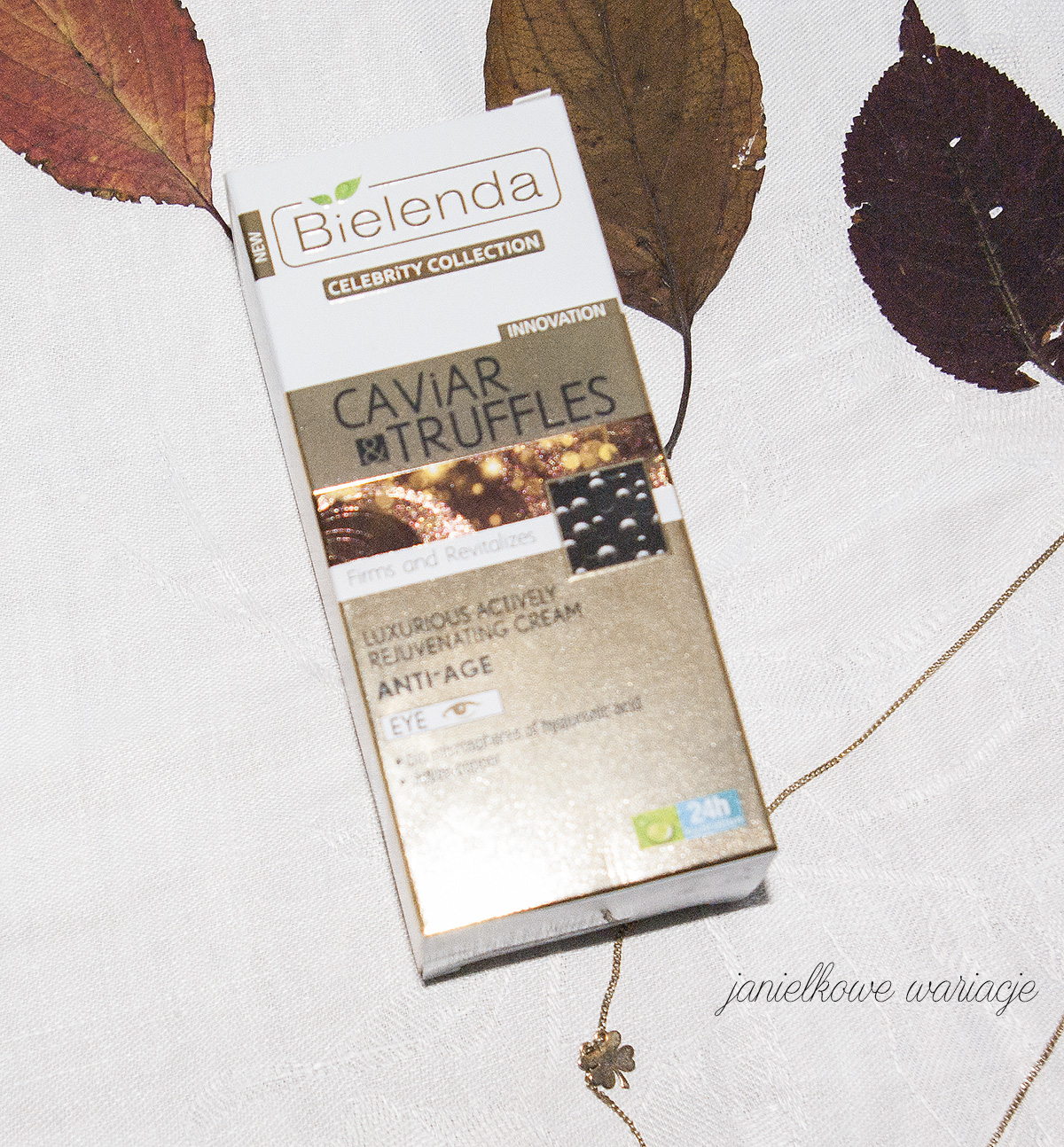 Kawior - krem pod oczy BIELENDA