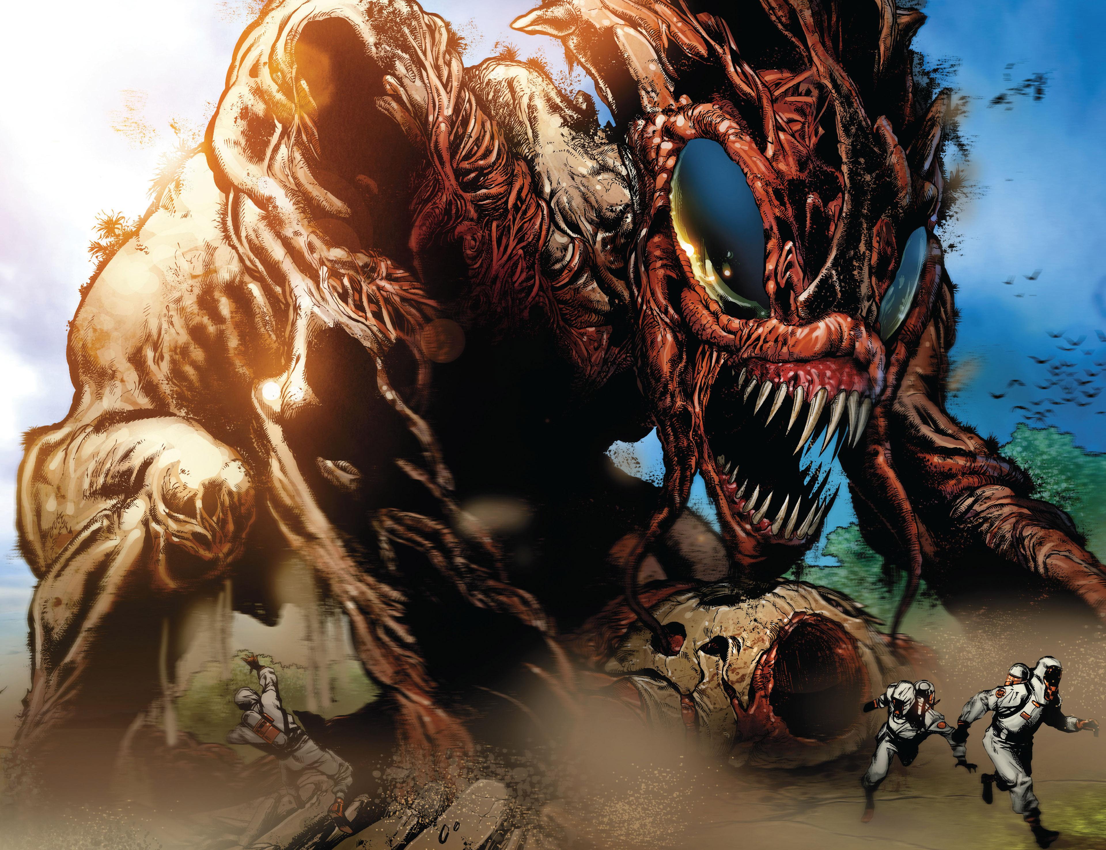 Read online Astonishing X-Men (2004) comic -  Issue #33 - 8