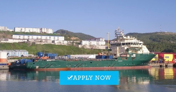 Job at Sea in Brunei Offshore Shipping Company - Seaman jobs