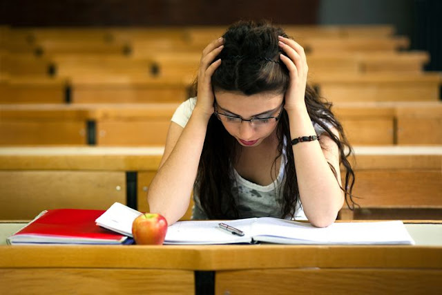 Tips to control exam anxiety