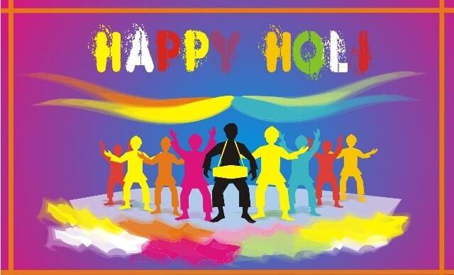 Happy Holi Wishes SMS Shayari in Gujarati Language