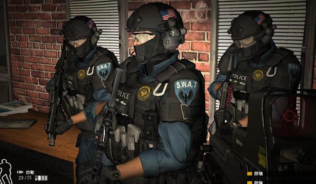تحميل لعبة سوات SWAT 4 لعبة قتال بدون نت للكمبيوتر برابط مباشر ميديا فاير