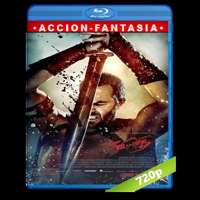300 El Nacimiento De Un Imperio (2014) BRRip 720p Audio Trial Latino-Castellano-Ingles 5.1