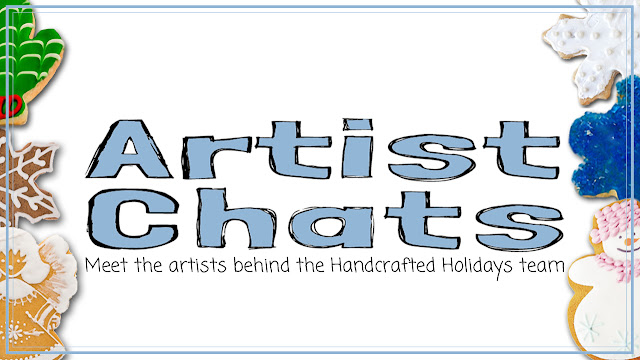 handcrafted holidays 2016 teaching team http://schulmanart.blogspot.com/2016/08/artist-chats.html