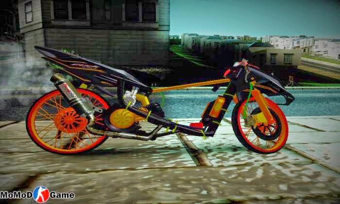 Mio Drag Mod GTA San Andreas