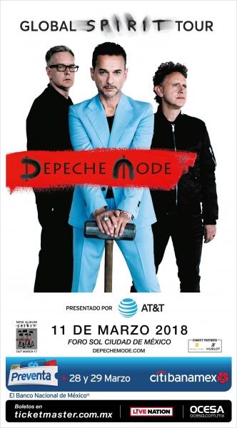 Depeche Mode en México