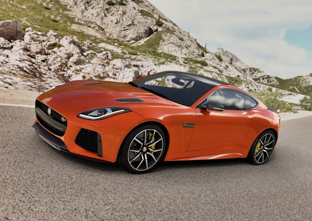 2018 Jaguar F-Type Release Date, Price And Specs