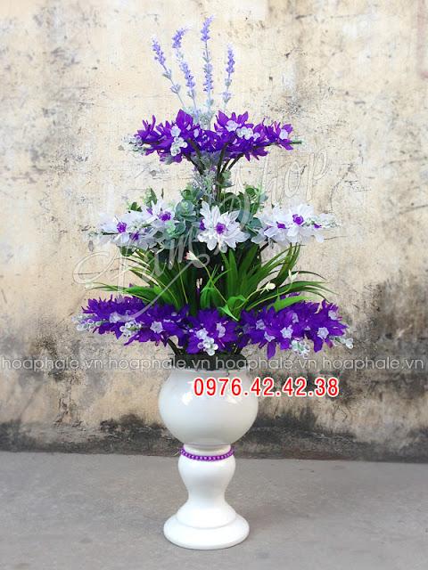 Hoa da pha le tai Thanh Luong
