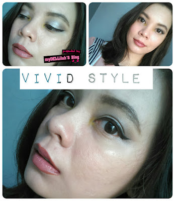 Review 1 Day Acuvue Define Vivid Style