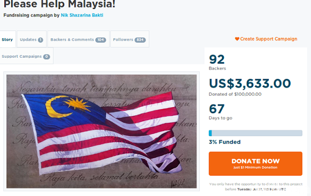 Bedanya Yang Ngasih Solusi Sama Yang Cuma Cuap-cuap Politis, Lihat Nih Warga Malaysia Patungan Bantu Mahatir Ngurangi Utang Negaranya!