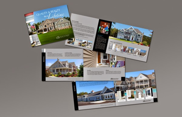 Pics 20 t ng thi t k brochure for Exterior design specialists