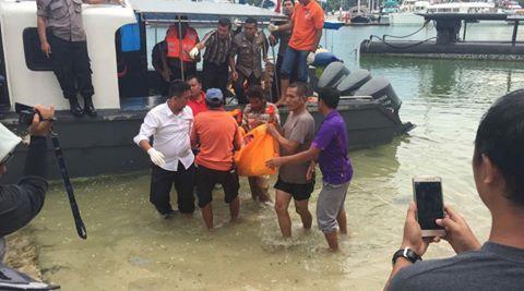 Berikut Daftar Korban Selamat Tenggelamnya Kapal yang Mengakut TKI dari Malaysia