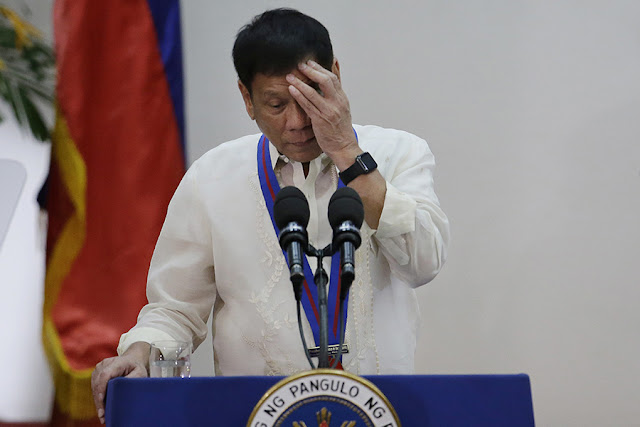 "Pres. Rody apologizes to Espina over negligence on ""narco"" list"